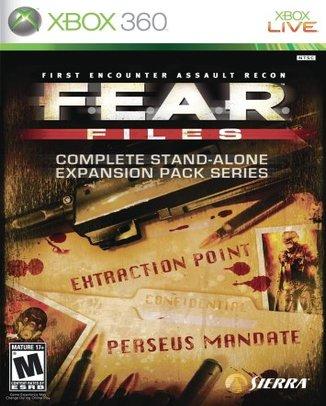 FEAR FILES (HASZNÁLT)