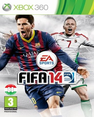 FIFA 14 (HASZNÁLT)