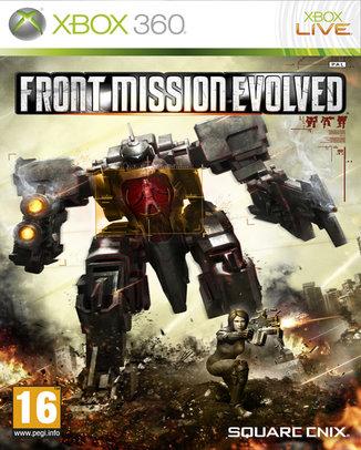 FRONT MISSION EVOLVED (HASZNÁLT)