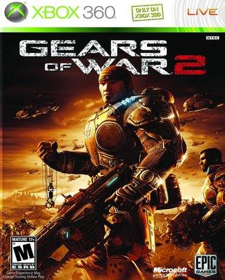 GEARS OF WAR 2 (HASZNÁLT)