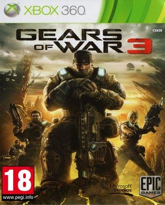 GEARS OF WAR 3 (HASZNÁLT)