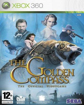 THE GOLDEN COMPASS (HASZNÁLT)