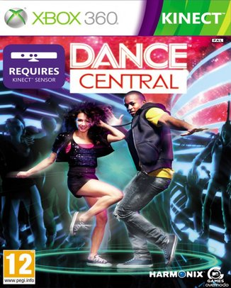 KINECT-DANCE-CENTRAL-HASZNALT