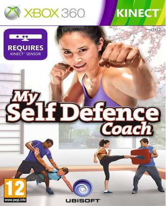 KINECT MY SELF DEFENCE COACH