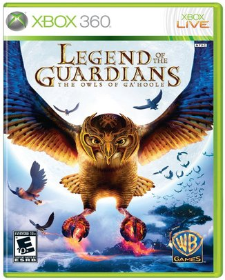 LEGEND OF THE GUARDIANS THE OWLS OF GAHOOLE (HASZNÁLT)