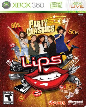 LIPS PARTY CLASSICS (HASZNÁLT)
