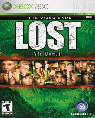 LOST THE VIDEO GAME (HASZNÁLT)