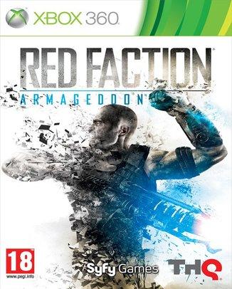 RED FACTION: ARMAGEDDON (HASZNÁLT)