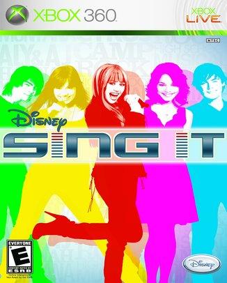 DISNEY SING IT (HASZNÁLT)
