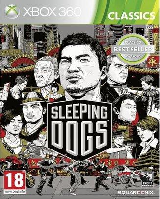 SLEEPING DOGS (HASZNÁLT)