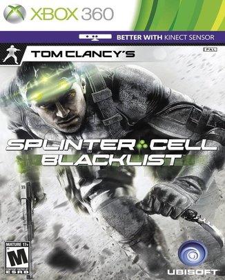 SPLINTER CELL BLACKLIST (HASZNÁLT)