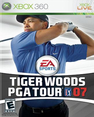 TIGER WOODS PGA TOUR 07 (HASZNÁLT)