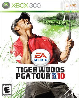 TIGER WOODS PGA TOUR 10 (HASZNÁLT)