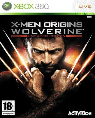 X-MEN ORIGINS: WOLVERINE (HASZNÁLT)