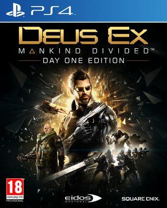 DEUS EX MANKIND DIVIDED (HASZNÁLT)