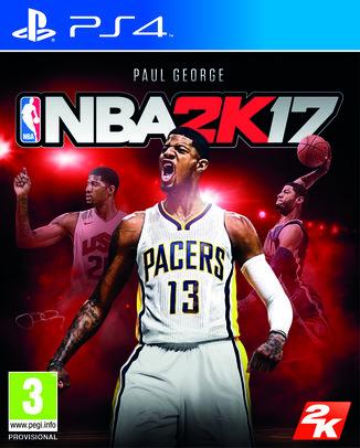 NBA 2K17 (HASZNÁLT)