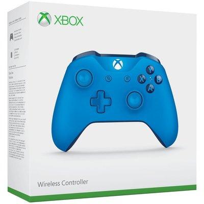XBOX ONE WIRELESS CONTROLLER (VEZETÉKNÉLKÜLI IRÁNYÍTÓ) BLUE