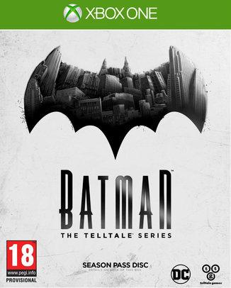 BATMAN THE TELLTALE SERIES (használt)