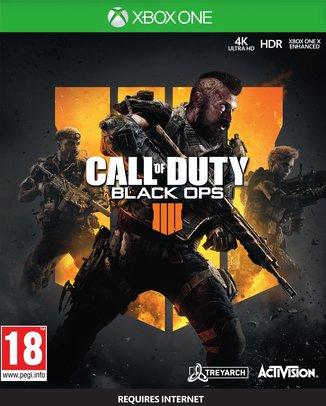 CALL OF DUTY BLACK OPS 4 (HASZNÁLT)