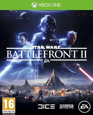 STAR WARS BATTLEFRONT II (2) (HASZNÁLT)