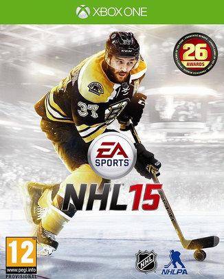 NHL 15 (HASZNÁLT)