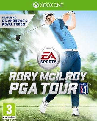 RORY MCILROY PGA TOUR (HASZNÁLT)
