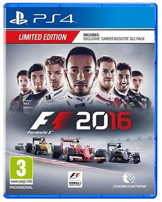 F1 2016 (HASZNÁLT)