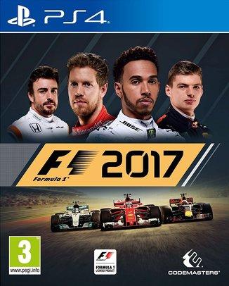 F1 2017 (HASZNÁLT)