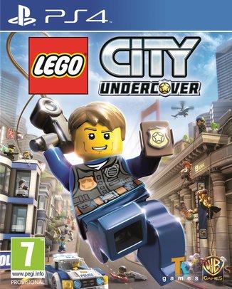 LEGO CITY UNDERCOVER (HASZNÁLT)