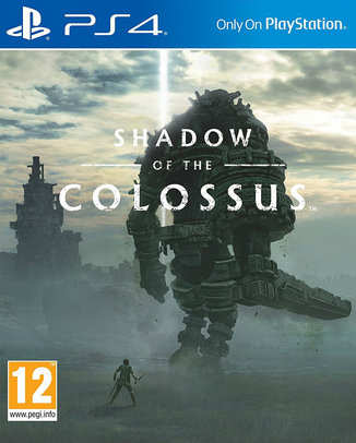 SHADOW OF THE COLOSSUS (HASZNÁLT)