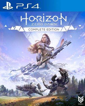HORIZON: ZERO DAWN COMPLETE EDITION (HASZNÁLT)