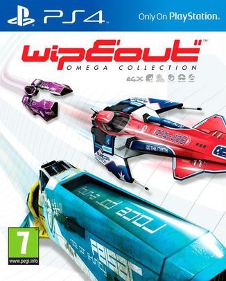 WIPEOUT-OMEGA-COLLECTION-HASZNALT
