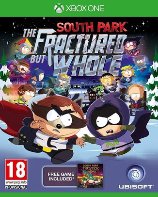SOUTH PARK: THE FRACTURED BUT WHOLE (HASZNÁLT)