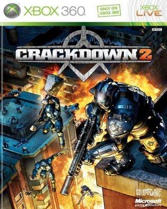 CRACKDOWN 2 (HASZNÁLT)