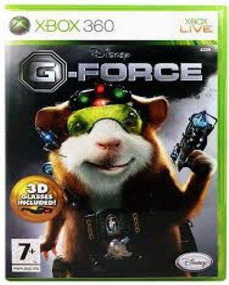 G-FORCE (HASZNÁLT)