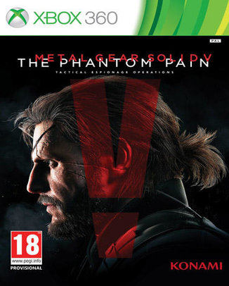 METAL GEAR SOLID V THE PHANTOM PAIN (HASZNÁLT)