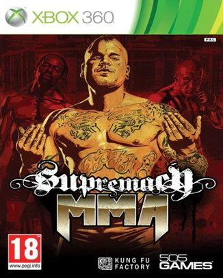 SUPREMACY MMA (HASZNÁLT)