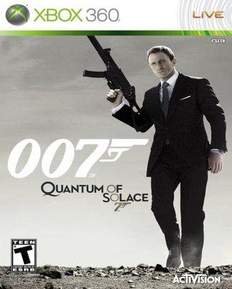 007: QUANTUM OF SOLACE (HASZNÁLT)