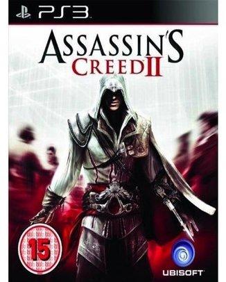 ASSASSIN'S CREED II (2) (HASZNÁLT) PS3