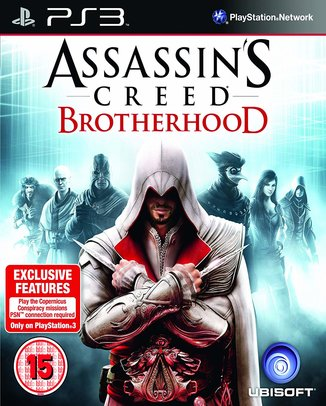 ASSASSIN'S CREED: BROTHERHOOD (HASZNÁLT)