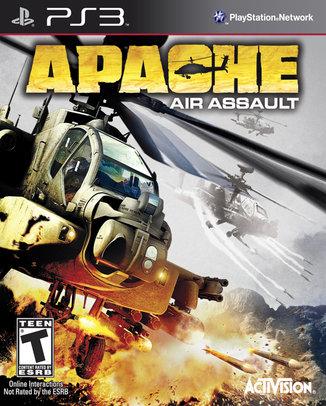 APACHE AIR ASSAULT (HASZNÁLT)