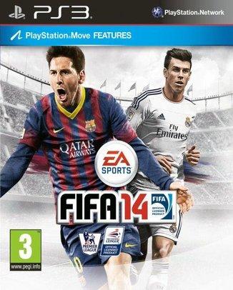 FIFA 14 (HASZNÁLT) PS3