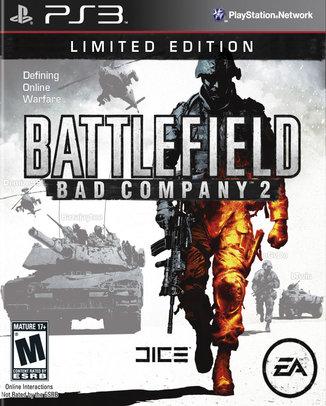 BATTLEFIELD BAD COMPANY 2 (HASZNÁLT)