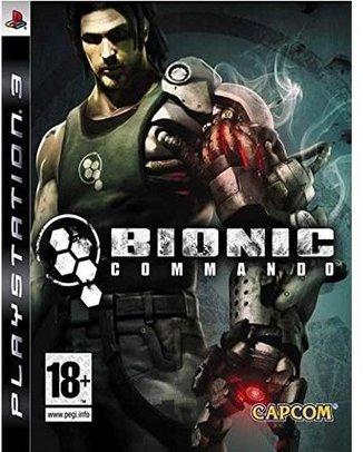 BIONIC-COMMANDO-HASZNALT-873