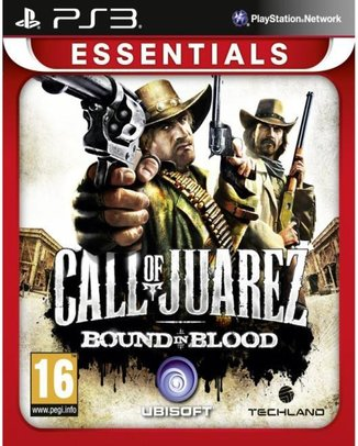 CALL OF JUAREZ BOUND IN BLOOD (HASZNÁLT)