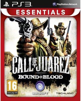 CALL OF JUAREZ BOUND IN BLOOD (HASZNÁLT)