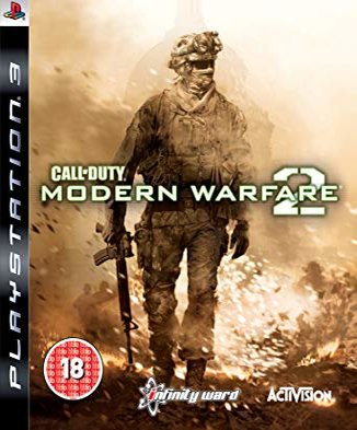 CALL OF DUTY: MODERN WARFARE 2 (HASZNÁLT)