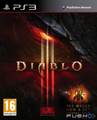 DIABLO III (3) (HASZNÁLT)