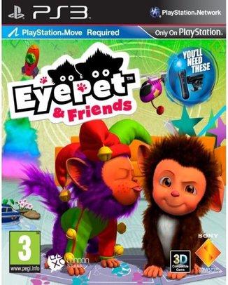 EYEPET&FRIENDS (HASZNÁLT)