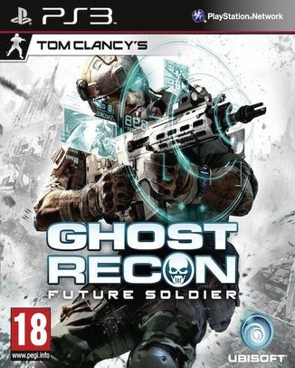 TOM CLANCY'S GHOST RECON FUTURE SOLDIER (HASZNÁLT)